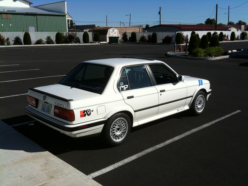 FS/FT: (For Sale or Trade) 1989 BMW 325iX Sedan Automatic